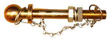Boule d'attelage 50mm - Longueur 158mm - Axe 25mm - 2000KG