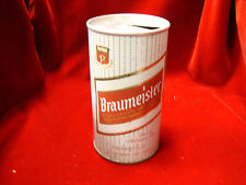 Braumeister Special Pilsener Beer 12 oz. Pull Tab / Chicago, IL. - Peter Hand BC