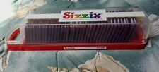 Sizzix ~ Sizzlits ~ SCRIPT Font