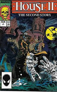 House II: The Second Story (1987) #1 VG