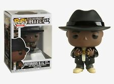 Funko Pop Rocks: The Notorious B.I.G. - Notorious B.I.G. with Fedora #45430