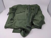 """US Military Army Canvas Duffel Bag Rucksack Backpack Heavy Duty Approx 36"""" C"""