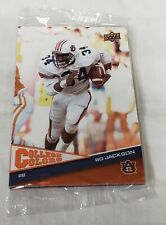 2010 Upper Deck College Colors Sealed Pack Featuring Auburn Tigers Bo Jackson
