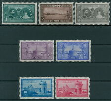 Rumänien 1928 Mi.339-45 * Dobrudscha,König Karl I. und Michael I.,Hohenzollern