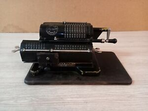 Old Arithmometer (calculator) Felix USSR.