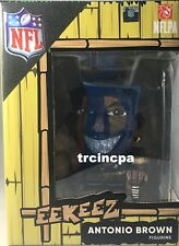 Pittsburgh Steelers Forever Collectibles NFL Antonio Brown EEKEEZ Figurine