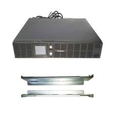 CyberPower OR1500LCDRT2U Smart App LCD UPS 1500VA 900W 8-Outlet No Batteries