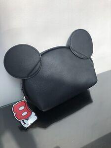 Disney Mickey Mouse Cosmetic Bag / Make Up Bag