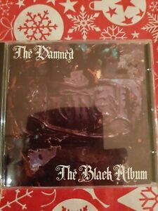 Rare The Damned The Black Album UK Big Beat CD 1989–CDWIK 906