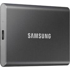 Samsung T7 1TB (MU-PC1T0K/WW) USB 3.2 Gen 2 External Solid State Drive