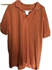 Galileo Polo T-Shirt Orange