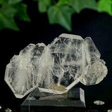Klare Fadenquarz Stufe Bergkristall Stufe 69 mm 32,2 g Waziristan, Pakistan