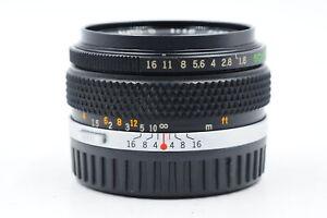Olympus OM 50mm f1.8 F.Zuiko Auto-S Lens 50/1.8 #179