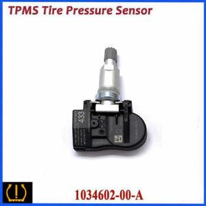 Details about  /Alligator TPMS Tire Pressure Sensor 433MHz Rubber for 2015 Tesla Model X