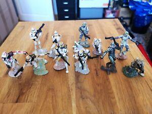 Figurines Star Wars clone