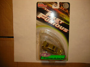 Racing Champions The Fast And The Furious 1995 VOLKSWAGEN JETTA STREET TUNER GRE
