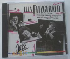 Ella Fitzgerald Neuf Emballé CD Rare Allemand Importation 16 Chansons