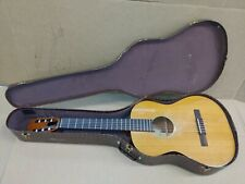 Vintage 1962 Gibson Kalamazoo C-1 Classical Nylon String Guitar W/ Original Case