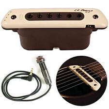 LR Baggs M80 Magnetic Full Range Acoustic Guitar Pickup M-80 Gently USED