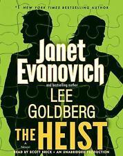 The Heist by Lee Goldberg and Janet Evanovich (2013, CD, Unabridged)