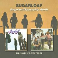 Sugarloaf - Sugarloaf / Spaceship Earth [New CD] Rmst