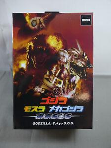 Neca Godzilla  Head to Tail 2003  Hyper Maser Blast Tokyo S.O.S. 15cm F7#