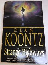 Dean Koontz - Strange Highways - Collection - UK paperback – 1996