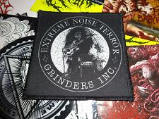 Extreme Noise Terror Patch Doom Driller Killer