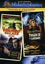 Haunted Palace/Tower of London DVD Region 1 WS