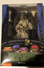 Tmnt Teenage Mutant Ninja Turtles Splinter Action Figure Neca