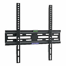 """Flat/Fixed TV Wall Mounts 55"""" Fits Screen Size Up To"""