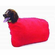 Pennine Dry Dog Bag Size 5 - red - 559977