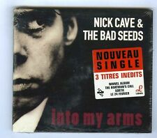 MAXI CD SINGLE (NEW) NICK CAVE & THE BAD SEEDS INTO MY ARMS