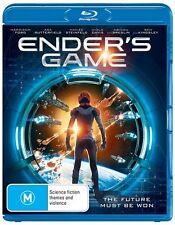 Ender's Game (DVD + Blu-ray Double Play, 2014)