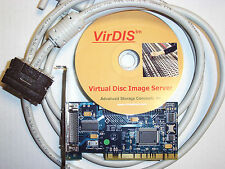Roland VS 2480 1680 880 VirDIS Backup WAV transfer