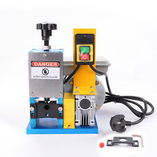 MT8 110V Portable Powered Electric Wire Recycle Stripping Machine Cable Stripper