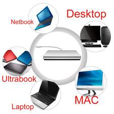 1x USB External Slot CD RW Drive Burner SuperDrive for MacBook Air Pro iMac Mac