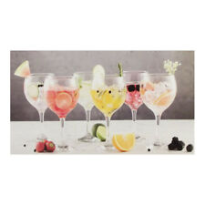 Set of 6 Large Ravenhead Gin Balloon Glasses 650ml Cocktail Sangria Glasses NEW