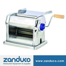 Omcan Stainless Steel Manual Pasta Machine PM-IT-0210-M