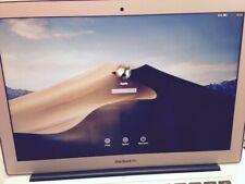 "Apple MacBook Air A1466 13.3"" Laptop Intel i5 Core 1.6 GHz,  2017 Majove 10.14"