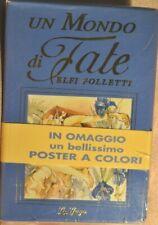 Un mondo di Fate Elfi Folletti, 3 volumetti con poster a colori, nuovo
