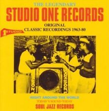 Various Artists The Legendary Studio One Records Original Classic Recordings