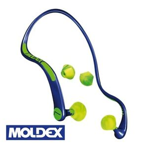 MOLDEX Gehörschutzbügel 2K Wave Band 6800 Gehörschutz + 2 Ersatzstöpsel Auswahl