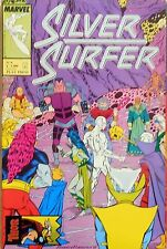 SILVER SURFER N.4 1990 MARVEL PLAY PRESS FUMETTO