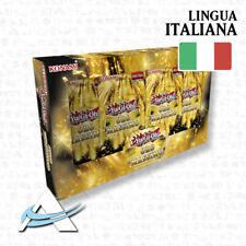 ORO MASSIMO (Maximum Gold) in Lingua ITALIANA • 4 Buste MAGO • Yugioh! ANDYCARDS