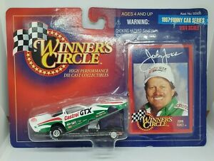 Winner Circle John Force Castrol GTX Funny Car Die Cast 1/64 Scale NIP