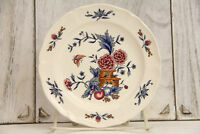 "WEDGWOOD WILLIAMSBURG POTPOURRI BREAD & BUTTER PLATE 6 5/8"" CHINA NK510 MINT"