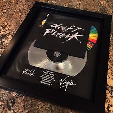 Daft Punk Discovery Platinum Record Disc Album Music Award MTV RIAA Grammy
