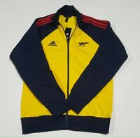 Adidas 2020-21 Arsenal Icons Top - Full Zip Up Track Jacket Size Medium FQ6925