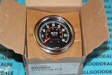 Ametek/Dixson 00047804 Speedometer 12VDC 0-40MPH/0-65KM/H New